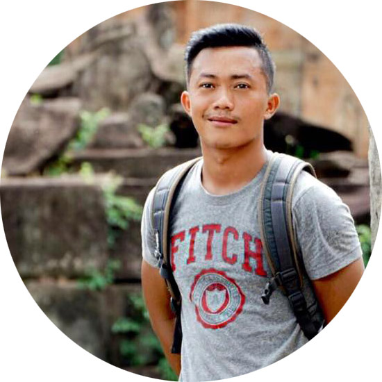 Gay guide and companion in Siem Reap, Cambodia