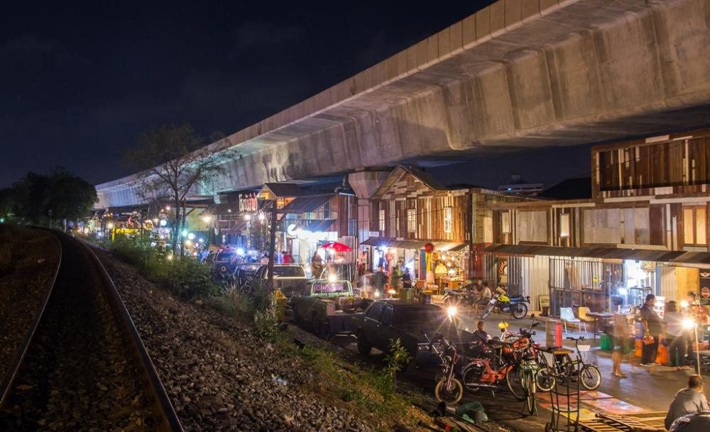 Bangkok new market