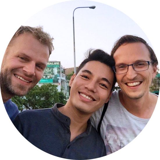 Phi  gay companion and guide in Ho Chi Minh