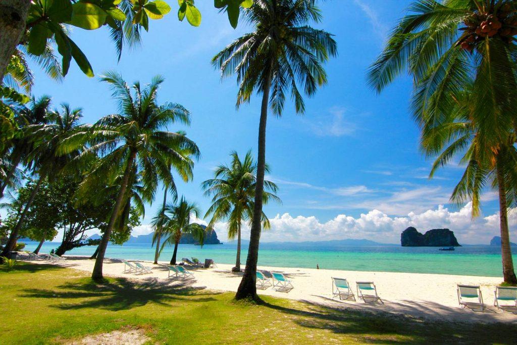Trang island, Thailand