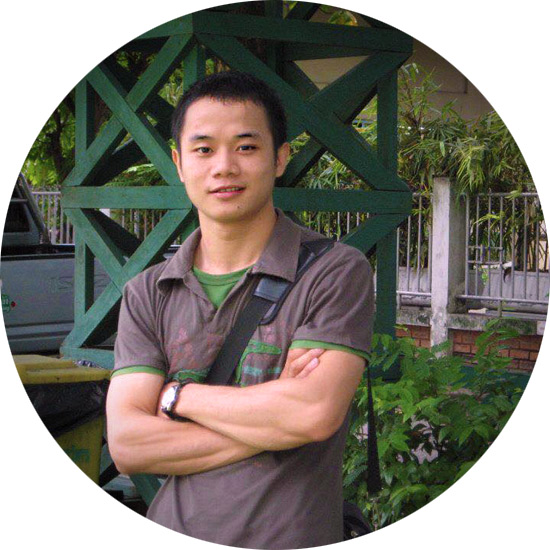 Woody gay companion and guide in Chiang Mai
