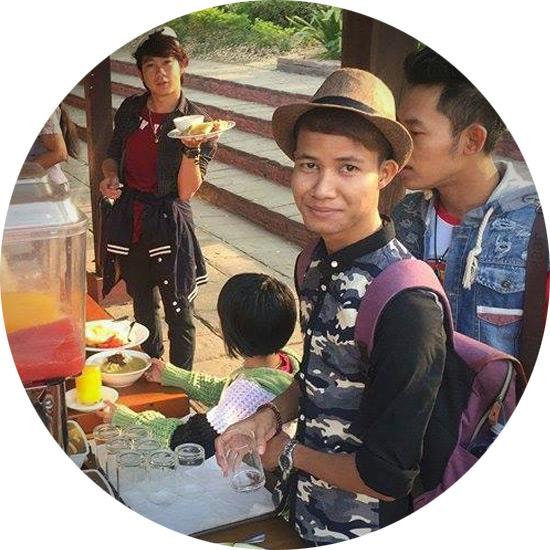 Matt gay tour guide in Yangon