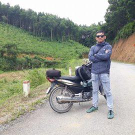 New guide in Hanoi, Vietnam