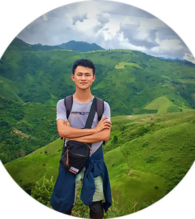 Memorable day in Hanoi with David