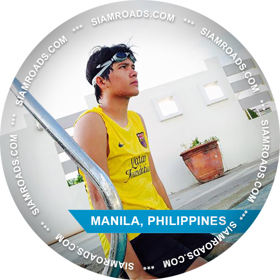 Mon guide and companion in Manila