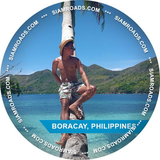 Jay-em guide and companion Boracay