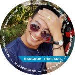 Esso tour guide in Bangkok